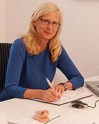 Dr. phil. Elke Meergans - Heilpraktikerin